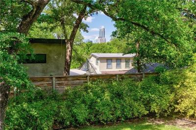 Austin Single Family Home Pending - Taking Backups: 908 Retama St