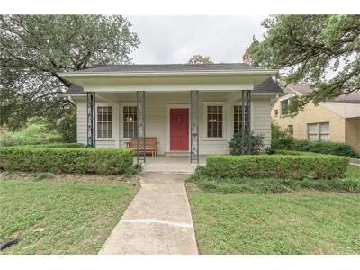 Single Family Home For Sale: 715 E 43rd St