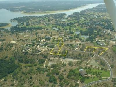 Barton Creek Lakeside, Barton Creek Lakeside Ph 01, Barton Creek Lakeside Ph 03, Barton Creek Lakeside The Ranch, Barton Creek Lakeside, Ranch Section 10, Barton Creek Lakeside/Ranch Sec 3, Barton Creek Lakeside/The Ranch Residential Lots & Land For Sale: (Lot 4& 5) Hidden Hills Dr