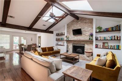 Single Family Home Pending - Taking Backups: 4709 Woodside Dr