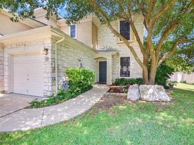 Condo/Townhouse For Sale: 4620 W William Cannon Dr #1