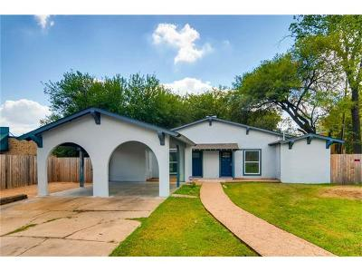 Austin Multi Family Home For Sale: 1307 E St Johns Ave