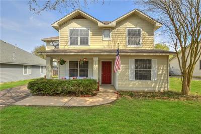 Buda Single Family Home For Sale: 537 Hampton St