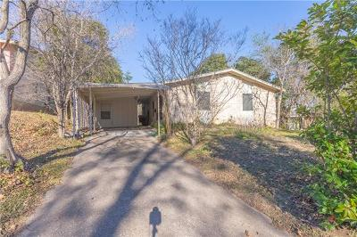Travis County Single Family Home Pending - Taking Backups: 402 Post Road Dr