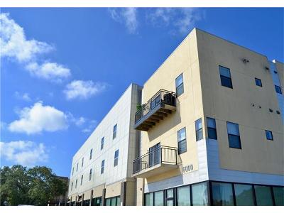 Travis County Condo/Townhouse Pending - Taking Backups: 6000 Congress Ave #139