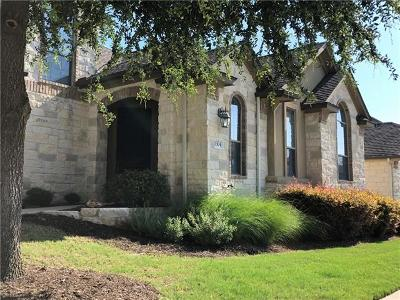 Austin Condo/Townhouse For Sale: 14100 Avery Ranch Blvd #1304