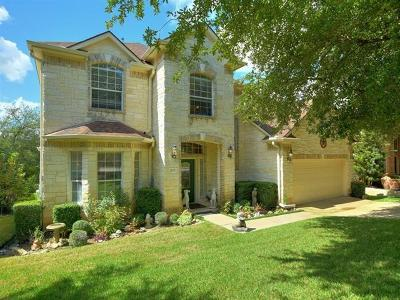 Travis County Single Family Home For Sale: 11735 Sterling Panorama Ter