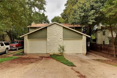 Del Valle Multi Family Home Pending - Taking Backups: 1306 Cool Shadow Dr