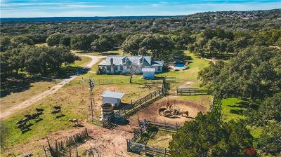 Wimberley Farm For Sale: 3400 Mount Sharp Rd