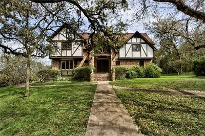 Buda Single Family Home Pending - Taking Backups: 16001 Scenic Oak Trl