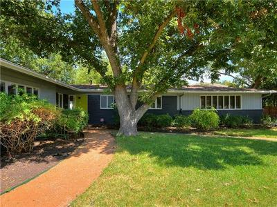 Travis County, Williamson County Single Family Home For Sale: 4801 W Frances Pl