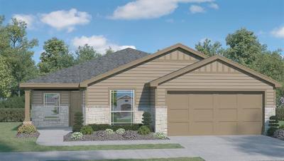 Hutto Single Family Home For Sale: 145 San Bernard Trl