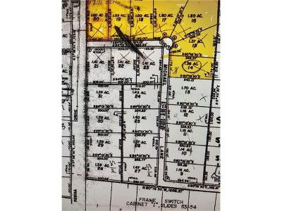 Williamson County Residential Lots & Land For Sale: 109 Michael Ln