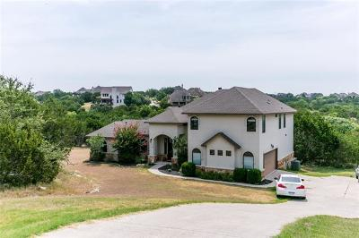 Dripping Springs Single Family Home For Sale: 159 Catfish Cv