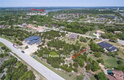 Austin Residential Lots & Land For Sale: 207 Palazza Alto Dr