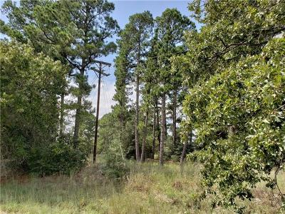 Bastrop County Residential Lots & Land Pending - Taking Backups: Hwy 21 E Hwy
