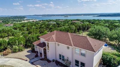 Volente Single Family Home For Sale: 8100 Beauregard Dr