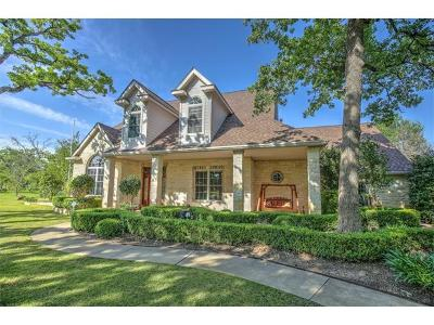 Bastrop Single Family Home For Sale: 164 Wagon Way