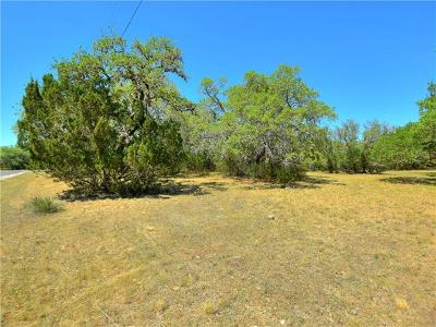 Spicewood TX Residential Lots & Land Coming Soon: $65,000