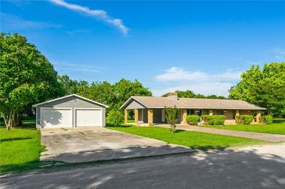 San Marcos Single Family Home For Sale: 340 Briarwood Ct