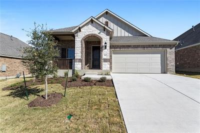 Leander Single Family Home For Sale: 616 Sunny Ridge Dr