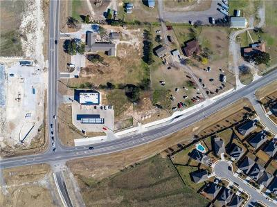 Round Rock Residential Lots & Land Pending - Taking Backups: 7201 County Road 110