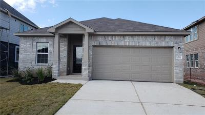 Pflugerville Single Family Home For Sale: 17016 Lathrop Ave