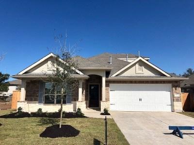 Leander Single Family Home For Sale: 2233 Sauterne Dr