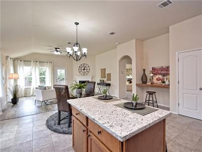 Leander Single Family Home For Sale: 202 Fossil Trl