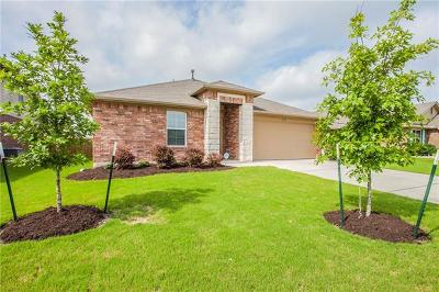 Hutto Single Family Home For Sale: 412 Camellia Dr