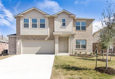 Pflugerville Single Family Home For Sale: 21613 Windmill Ranch Ave