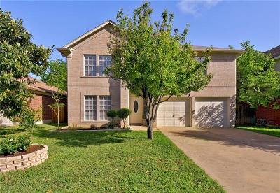Austin Single Family Home For Sale: 9628 Copper Creek Dr
