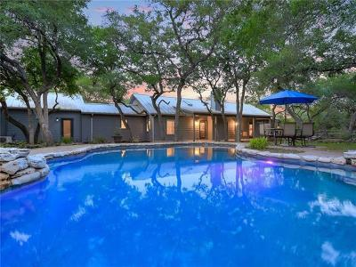 Wimberley Single Family Home For Sale: 1201 Windmill Run