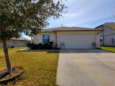 Kyle Single Family Home Pending - Taking Backups: 271 Goddard