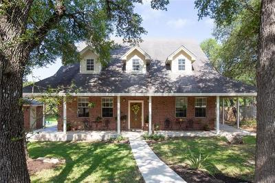 Wimberley TX Single Family Home For Sale: $384,750