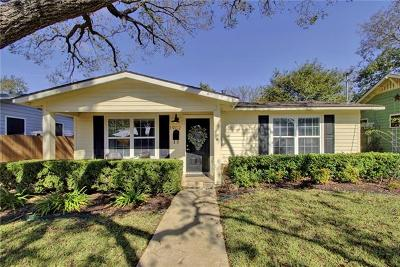 Austin Single Family Home Pending - Taking Backups: 1902 Madison Ave