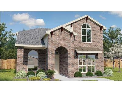 Leander Single Family Home For Sale: 1405 Brooks Way