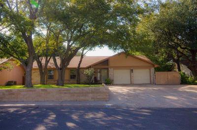 Cedar Park Rental For Rent: 3504 Roanoke Dr