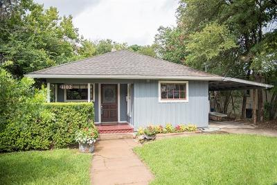 Austin TX Single Family Home For Sale: $825,000