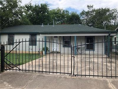 Single Family Home For Sale: 1130 Garland Ave