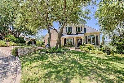 Austin Single Family Home Pending - Taking Backups: 11805 Mira Mesa Dr S