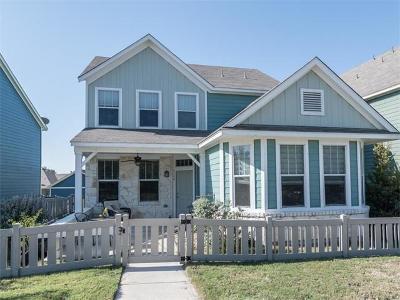 Kyle Single Family Home For Sale: 5184 Hellman
