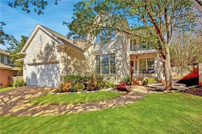 Austin Single Family Home Pending - Taking Backups: 12704 Coralberry Cv
