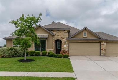 Pflugerville Single Family Home For Sale: 20208 Jackies Ranch Blvd