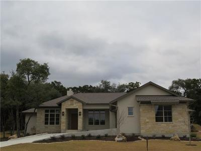 Austin Single Family Home For Sale: 2508 Ionian Cv