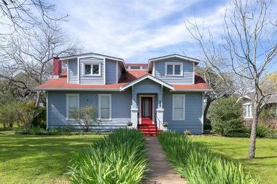 Lockhart Single Family Home Pending - Taking Backups: 423 S Main St