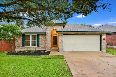 Cedar Park TX Single Family Home For Sale: $259,000