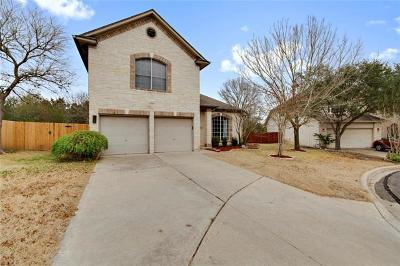 Austin Single Family Home For Sale: 4508 Hibiscus Valley Dr