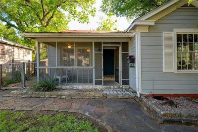 Austin TX Single Family Home For Sale: $687,000