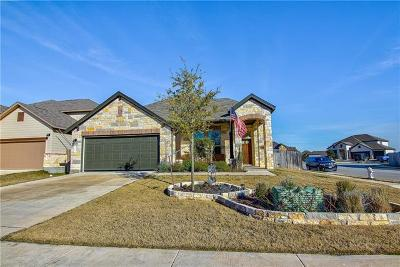 Hays County, Travis County, Williamson County Single Family Home For Sale: 13117 Alans Way